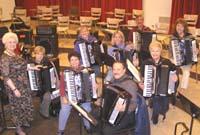 Denmark Accordion Orchestras