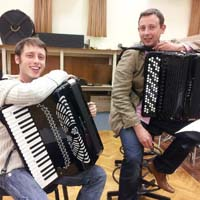 Great Britain Accordion Orchestras
