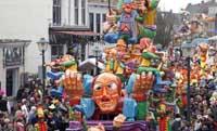 Carnaval Plaatsen