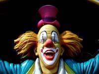 Clownsattributen verhuur