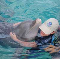 Ervaringen dolfijntherapie