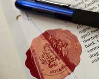 Eigenbedrijf notarissen