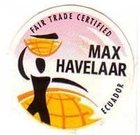 Fair Trade Max Havelaar