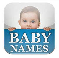 Geboortekaart Babynamen