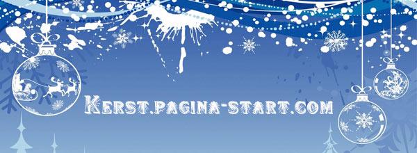 Kerst startpagina