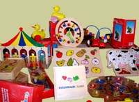 Kinderkamer Speelgoed