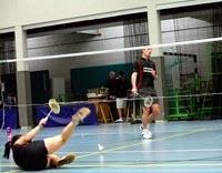 Badminton Belgie