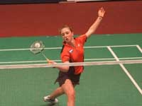 Badminton Zuid Holland