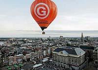 Ballonvaren Groningen