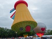 Model ballonnen