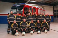 Brandweer Korpsen