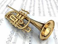Trompet Blaasmuziek