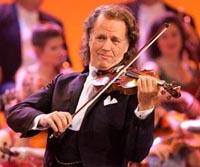 Beroemde violisten
